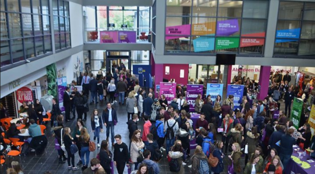 rgu open day