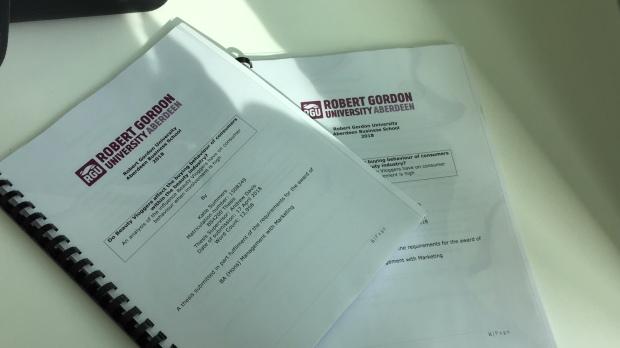 profiling research paper apa format example