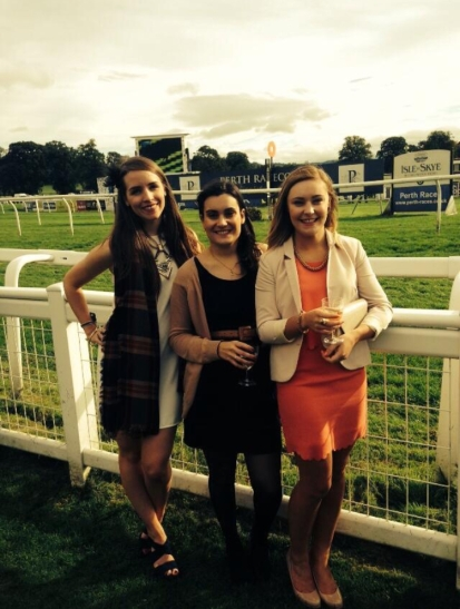 Perth Races with Total