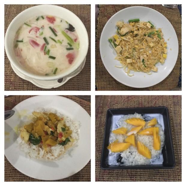 Thailand cook school